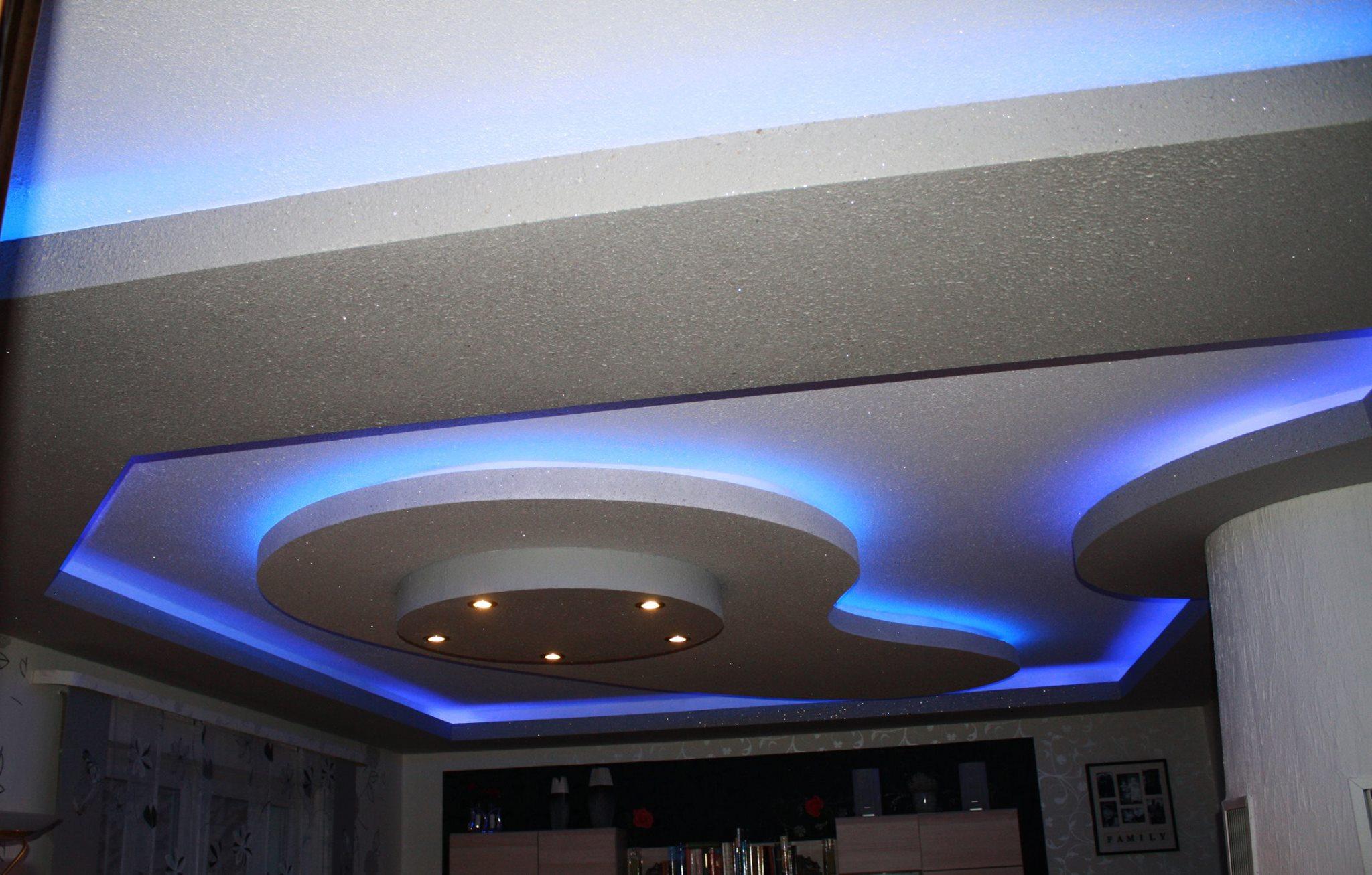 Led design wohnzimmer